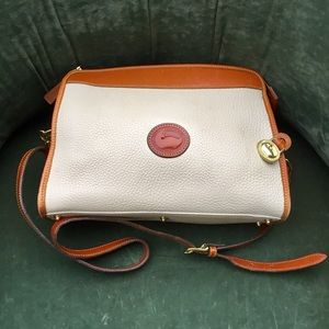 Dooney & Bourke VINTAGE leather purse shoulder bag